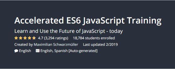 Accelerated ES6 JavaScript Training Download