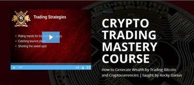 Crypto trading mastery course