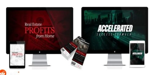 Dean Graziosi – Real Estate Profits From Home + Accelerated Success Formula