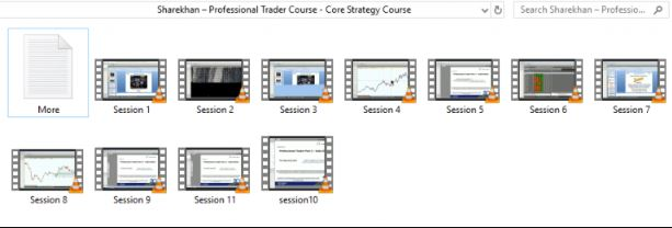[Download] Sharekhan – Professional Trader Course: Core Strategy Course