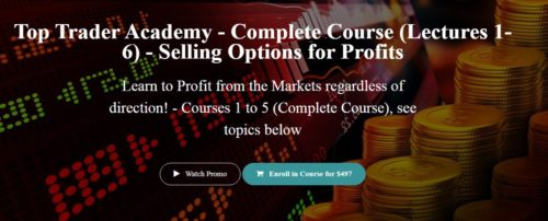 top trader academy course