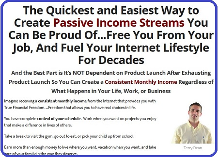Terry Dean – Internet Lifestyle System Download For Free
