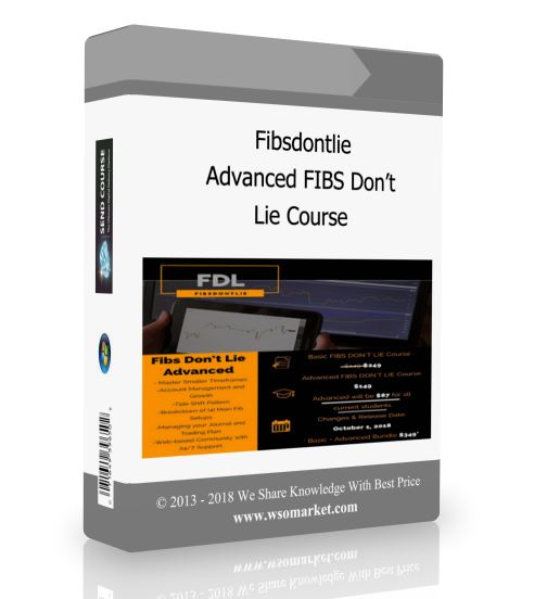 Fibs Don't Lie – Advanced Course Download For Free