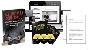 Josh Forti – Selling with Confidence 2020 Download For Free