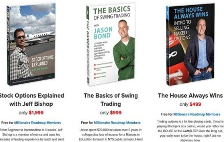 Jason Bond Dvds For Traders (All 4 Programs) Download For Free