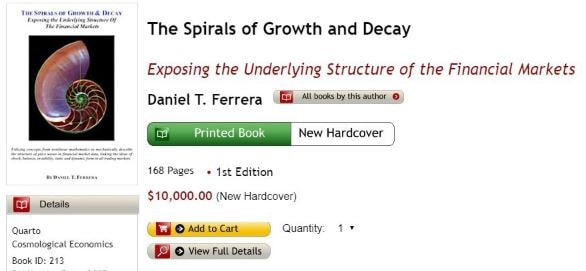 The Spirals Of Growth & Decay By Daniel Ferrera Download For Free