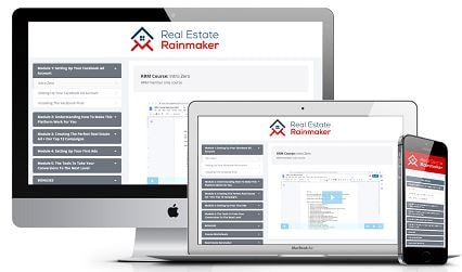 Real Estate Rainmaker 2020 – High Quality Leads Course Real Estate Download For Free