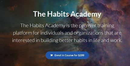 James Clear – The Habits Master Class Course Download For Free