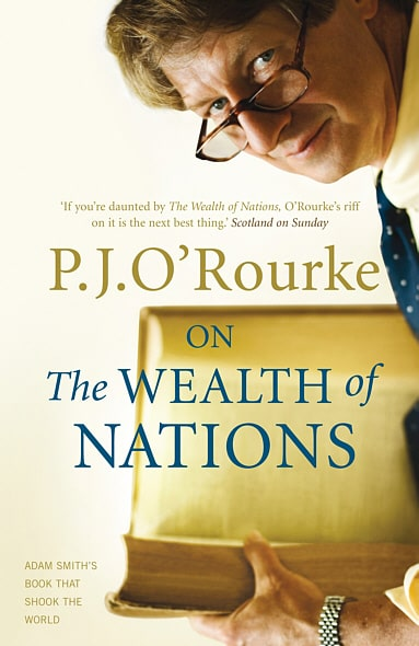 P.J. O'Rourke – On the Wealth of Nations [AudioBook] Download For Free