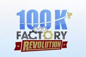 Aidan Booth & Steve Clayton – 100K Factory Revolution Download For Free