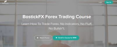 Bostick FX – Forex Trading Course Download For Free
