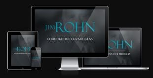 Jim Rohn – Foundations For Success Course Download For Free