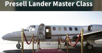 Greg Davis – Presell Lander Master Class Download For Free
