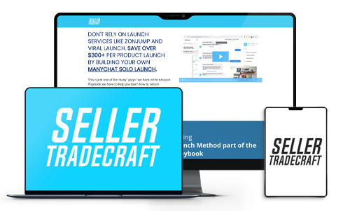 Seller Tradecraft – Amazon Playbook Course Download For Free