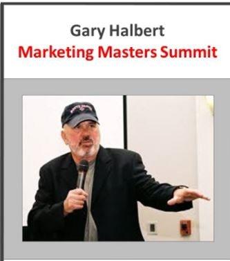 Gary Halbert – Marketing Masters Summit Download For Free
